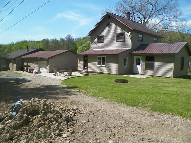 2012 Johnsonburg Road, Canoe/Banks Twps, PA 15772 (MLS #1449706) :: The SAYHAY Team