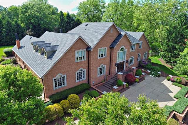 116 Lampliter Ln, Peters Twp, PA 15317 (MLS #1449957) :: The SAYHAY Team