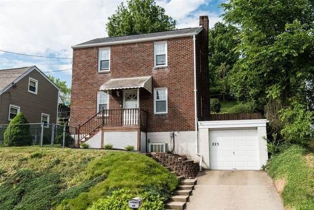 223 6th Ave, Ross Twp, PA 15229 (MLS #1450089) :: Dave Tumpa Team