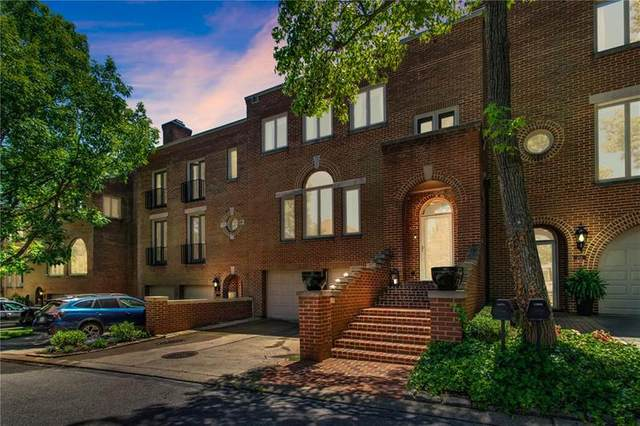 214 Schenley Rd, Squirrel Hill, PA 15217 (MLS #1450152) :: Broadview Realty