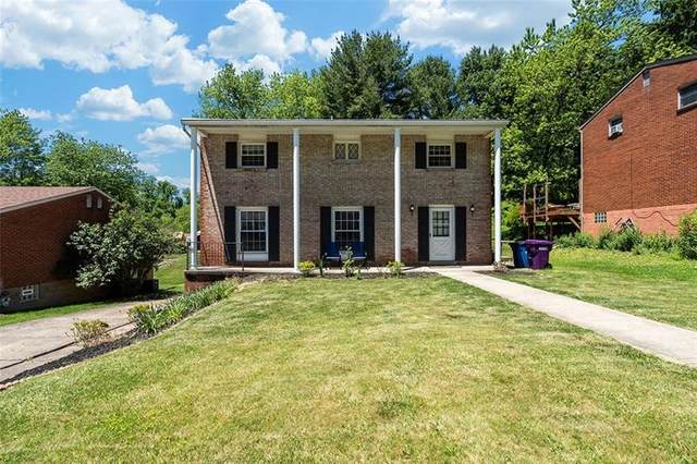388 Holiday Park Drive, Plum Boro, PA 15239 (MLS #1450324) :: RE/MAX Real Estate Solutions