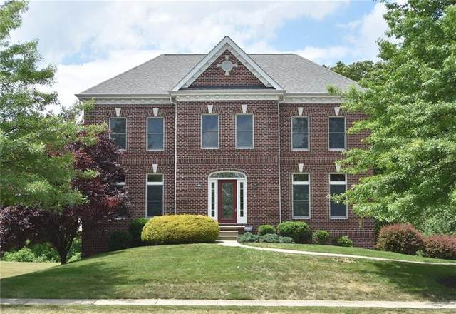 1609 Black Oak Drive, Ohio Twp, PA 15237 (MLS #1450405) :: Broadview Realty