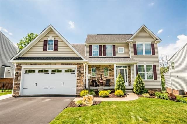 335 Greene Drive, Jefferson Hills, PA 15025 (MLS #1450772) :: Dave Tumpa Team