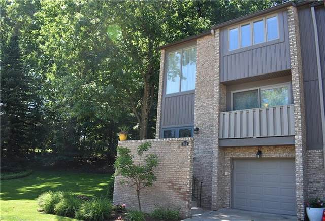 384 Central Drive, Cranberry Twp, PA 16066 (MLS #1450879) :: Dave Tumpa Team