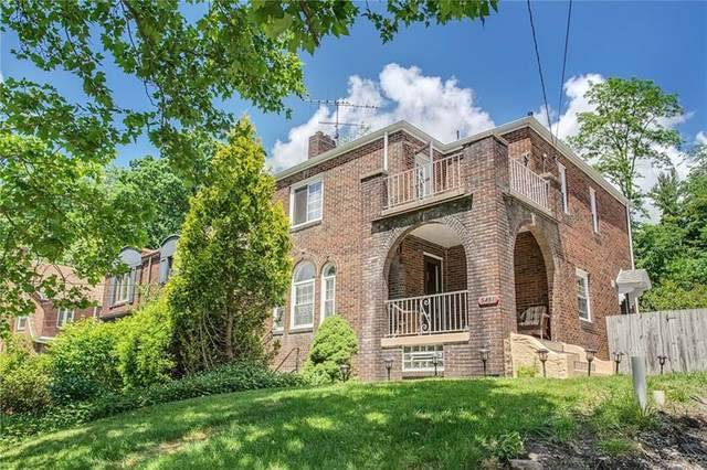 5451 Pocusset Street, Squirrel Hill, PA 15217 (MLS #1451324) :: RE/MAX Real Estate Solutions