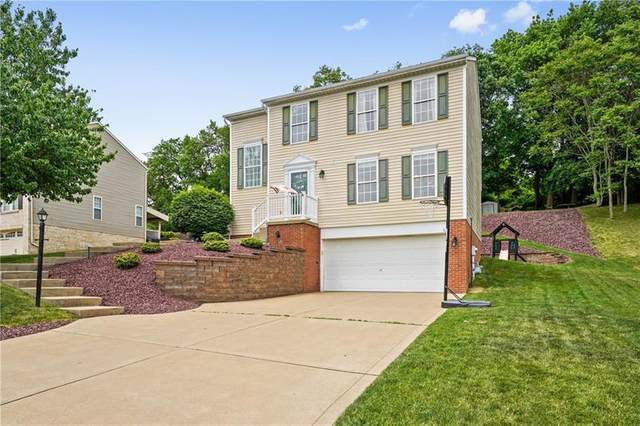 167 Valley View Drive, Rostraver, PA 15012 (MLS #1451376) :: Dave Tumpa Team