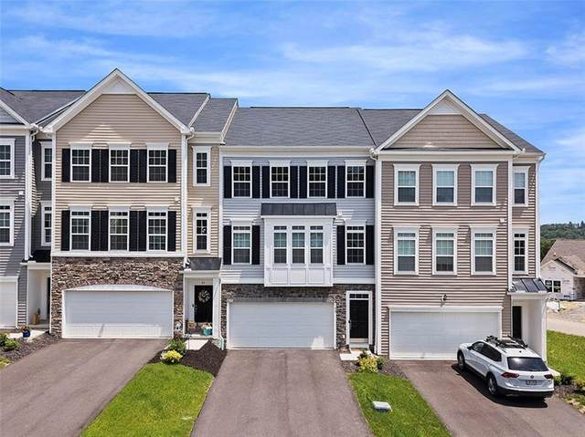 23 Hawthorne Dr, Chartiers, PA 15301 (MLS #1451458) :: Dave Tumpa Team