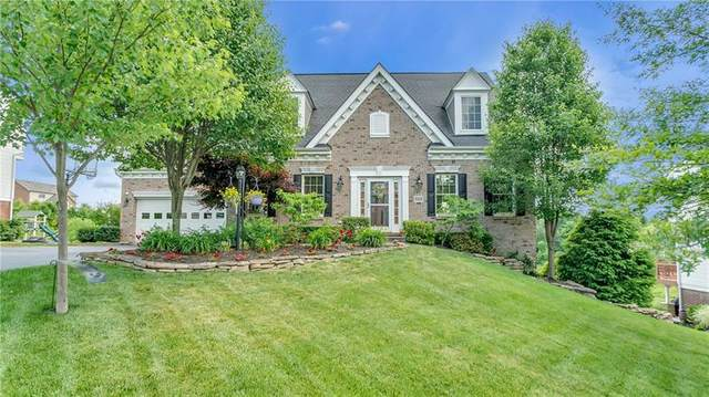 5009 Stags Leap Lane, Moon/Crescent Twp, PA 15108 (MLS #1451474) :: Dave Tumpa Team