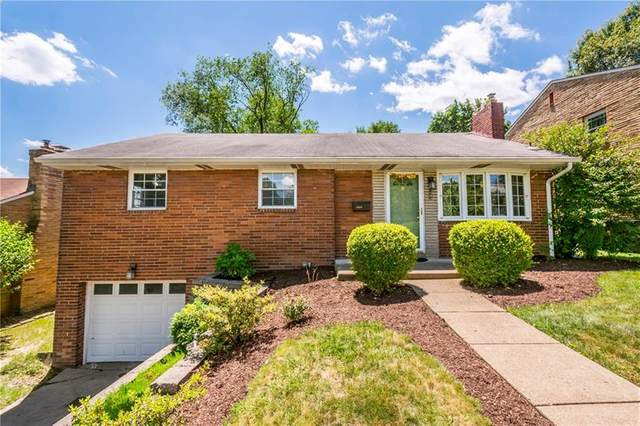 1358 Craigview Drive, Mt. Lebanon, PA 15243 (MLS #1451606) :: RE/MAX Real Estate Solutions