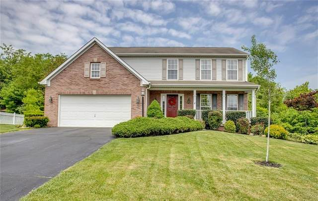 472 Hickory Grade Road, South Fayette, PA 15017 (MLS #1451773) :: Dave Tumpa Team