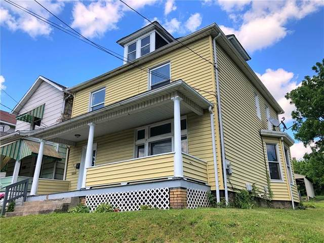 1205 Cunningham Ave, New Castle/4Th, PA 16101 (MLS #1451820) :: Dave Tumpa Team