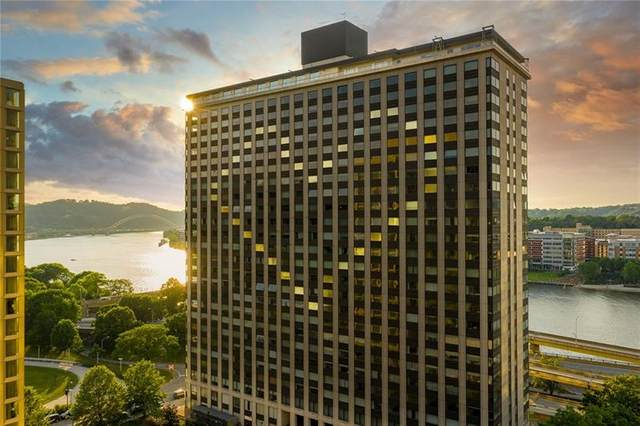 320 Fort Duquesne Boulevard 24A, Downtown Pgh, PA 15222 (MLS #1451841) :: The SAYHAY Team