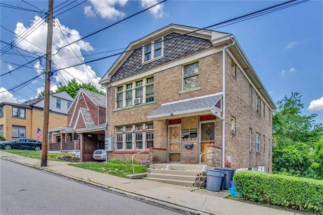 3027 Glendale Ave, Brentwood, PA 15227 (MLS #1452145) :: RE/MAX Real Estate Solutions