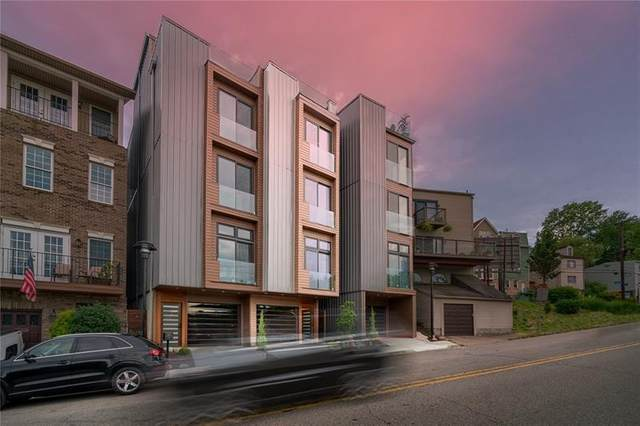 1926 Josephine Street, South Side, PA 15203 (MLS #1452331) :: Broadview Realty