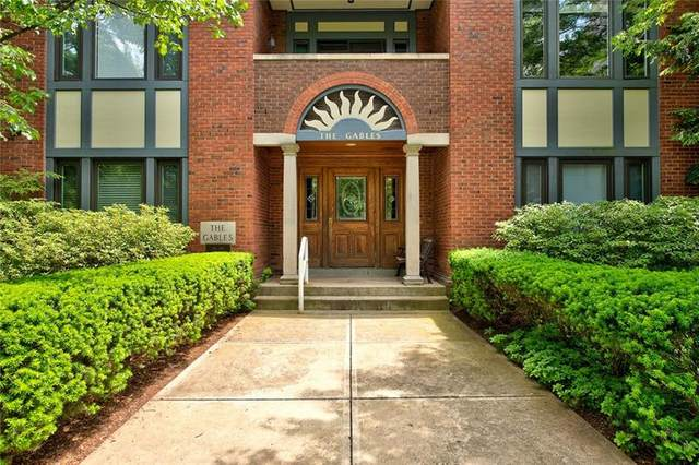 100 Denniston St #105, Shadyside, PA 15206 (MLS #1452387) :: RE/MAX Real Estate Solutions