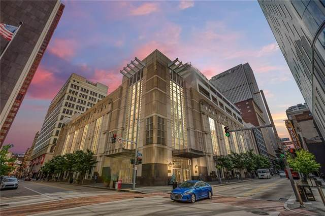 301 5th Ave #613, Downtown Pgh, PA 15222 (MLS #1452644) :: The SAYHAY Team