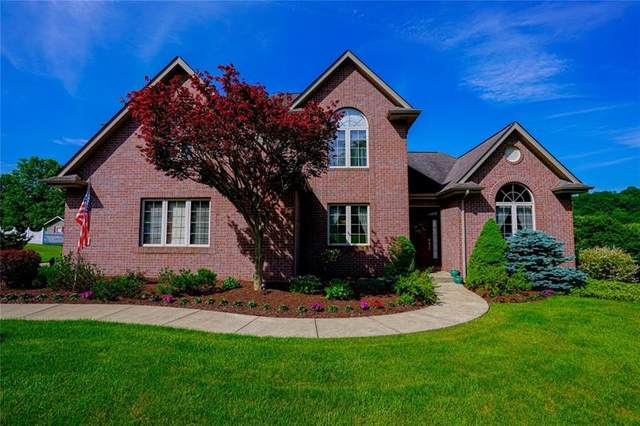 949 Meadowbrook Rd, Penn Twp - Wml, PA 15085 (MLS #1452803) :: Dave Tumpa Team
