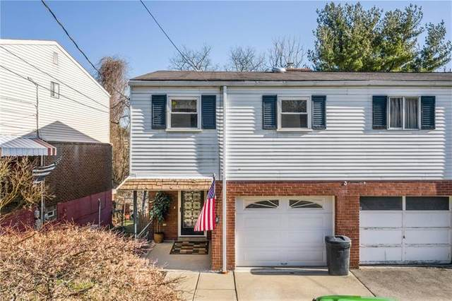 3859 Hilpert, Brentwood, PA 15227 (MLS #1452928) :: RE/MAX Real Estate Solutions