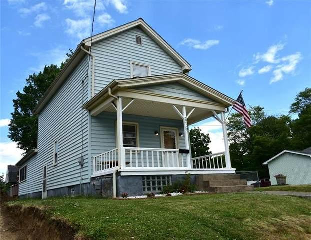 215 E Garfield Avenue, New Castle/2Nd, PA 16105 (MLS #1453202) :: Dave Tumpa Team