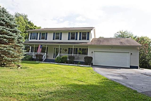 160 Oak Ln, Hanover Twp - Bea, PA 15043 (MLS #1453379) :: RE/MAX Real Estate Solutions