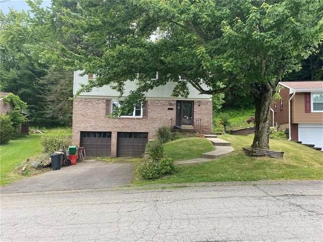 358 Lime Oak Dr, Penn Hills, PA 15235 (MLS #1453518) :: Dave Tumpa Team