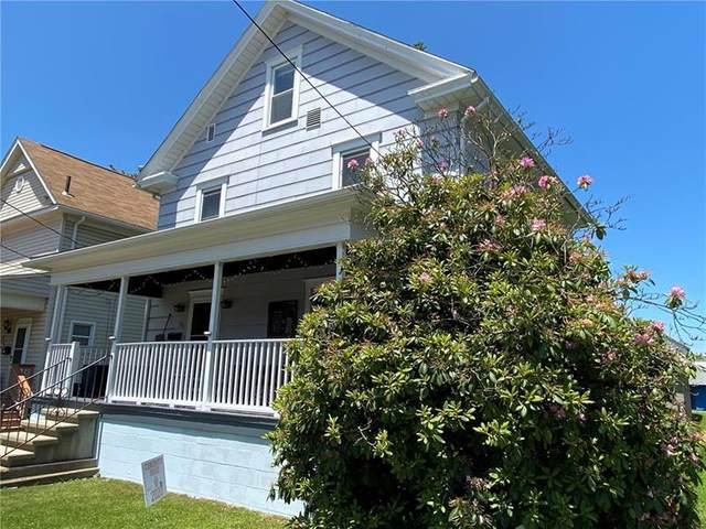 108 Cypress St, Punxsutawney Area School District, PA 15767 (MLS #1453545) :: Dave Tumpa Team