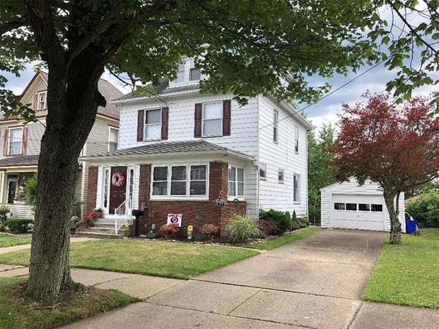 508 Norwood Avenue, New Castle/2Nd, PA 16105 (MLS #1453609) :: Dave Tumpa Team