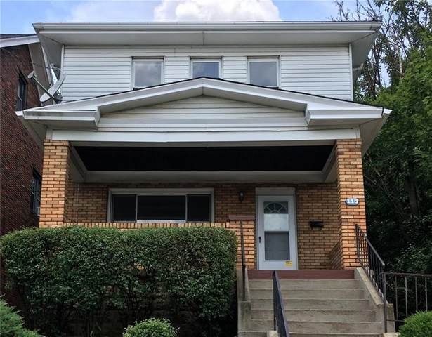 119 Pentland Ave, Brentwood, PA 15227 (MLS #1453758) :: RE/MAX Real Estate Solutions