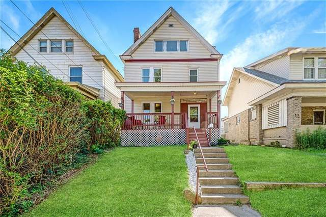 1456 Kelton Ave, Dormont, PA 15216 (MLS #1454017) :: RE/MAX Real Estate Solutions