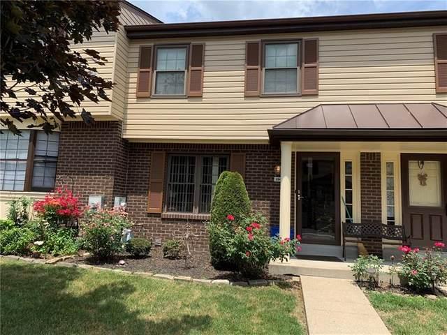 150 Heather Drive, Monroeville, PA 15146 (MLS #1454154) :: Dave Tumpa Team