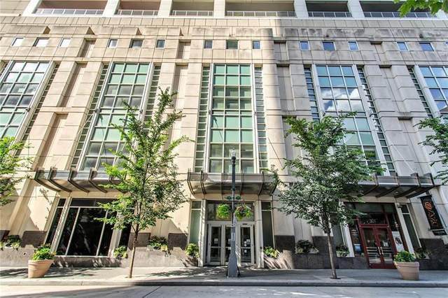 301 5th Avenue #608, Downtown Pgh, PA 15222 (MLS #1454293) :: Hanlon-Malush Team