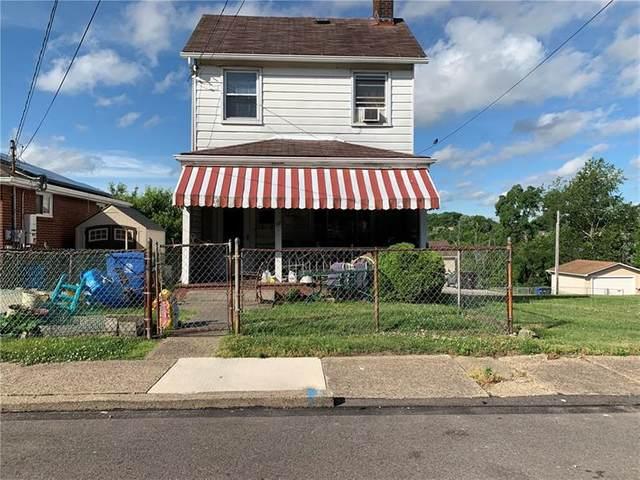 718 Bennett St, Mckeesport, PA 15132 (MLS #1454311) :: RE/MAX Real Estate Solutions