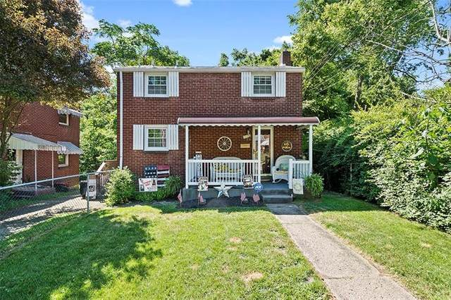 3020 Myer Blvd, Mckeesport, PA 15132 (MLS #1454345) :: RE/MAX Real Estate Solutions