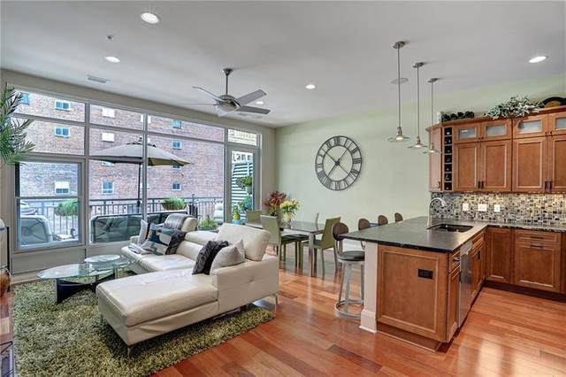 301 5th Avenue #718, Downtown Pgh, PA 15222 (MLS #1454615) :: RE/MAX Real Estate Solutions