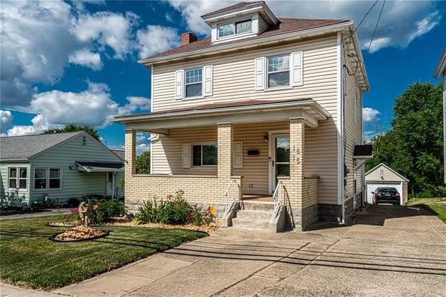 1815 Montour, Coraopolis, PA 15108 (MLS #1454674) :: RE/MAX Real Estate Solutions