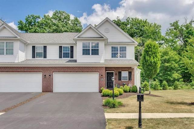 233 Bentbrook Cir, Cranberry Twp, PA 16066 (MLS #1454738) :: Dave Tumpa Team
