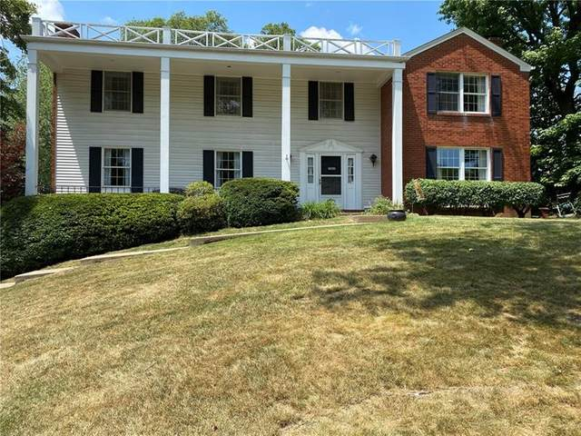 1792 Taper, Upper St. Clair, PA 15241 (MLS #1454787) :: Dave Tumpa Team