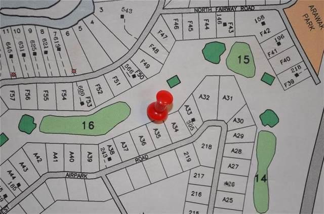 Lot 35 Airpark Road, Indian Lake Boro, PA 15926 (MLS #1454829) :: RE/MAX Real Estate Solutions