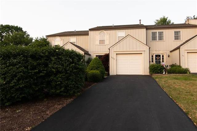 533 Brandywine Dr, Cranberry Twp, PA 16066 (MLS #1454908) :: RE/MAX Real Estate Solutions