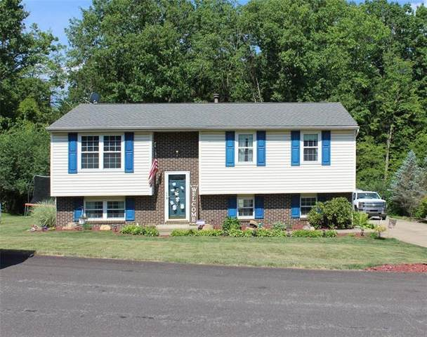 524 Chaparral Drive, Cranberry Twp, PA 16066 (MLS #1454930) :: Dave Tumpa Team