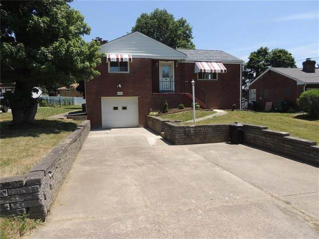 5020 Norman, Finleyville, PA 15332 (MLS #1454951) :: Dave Tumpa Team
