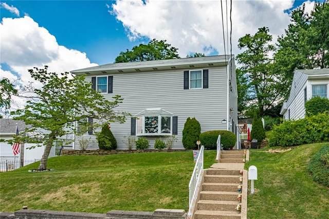 1333 Coronado Rd, Port Vue, PA 15133 (MLS #1454995) :: RE/MAX Real Estate Solutions