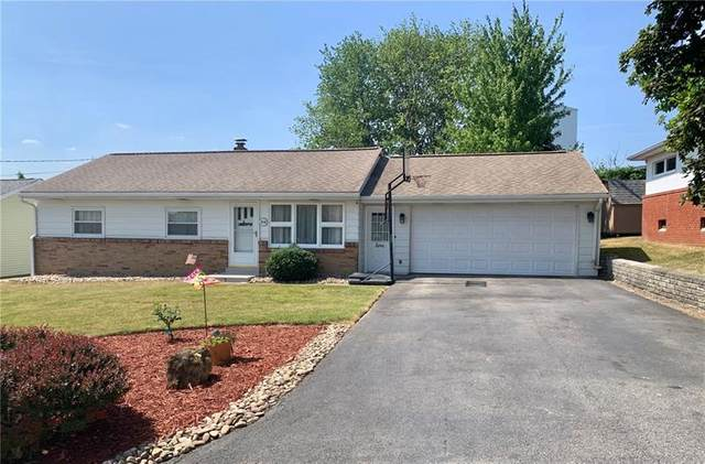 306 Allegheny Ave, Unity  Twp, PA 15650 (MLS #1455004) :: Dave Tumpa Team