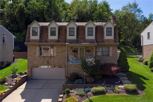 1763 Timothy Drive, West Mifflin, PA 15122 (MLS #1455021) :: Dave Tumpa Team