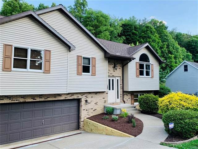 182 Hague Lane, South Union Twp, PA 15401 (MLS #1455034) :: Dave Tumpa Team