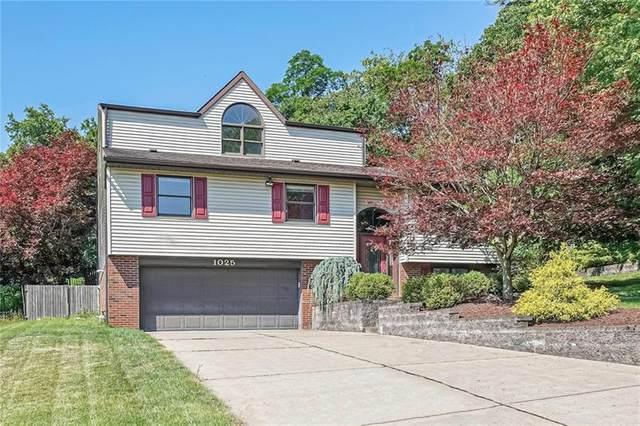 1025 Copsewood Dr, Bethel Park, PA 15102 (MLS #1455061) :: RE/MAX Real Estate Solutions