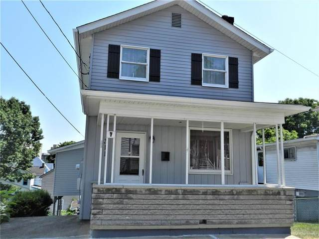 311 Seminary, City Of Greensburg, PA 15601 (MLS #1455148) :: RE/MAX Real Estate Solutions