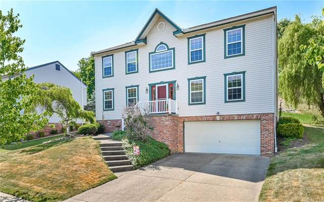 119 Windsor Ct, Cranberry Twp, PA 16066 (MLS #1455165) :: The SAYHAY Team