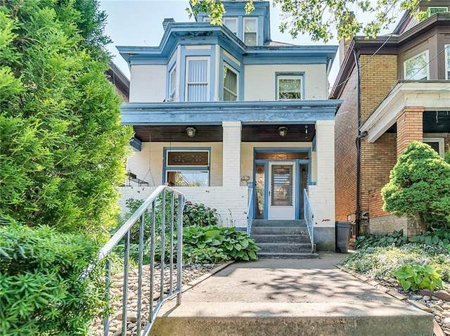 417 Lloyd St., Point Breeze, PA 15208 (MLS #1455191) :: RE/MAX Real Estate Solutions