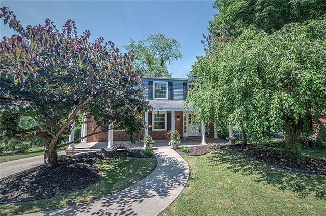 1241 Satellite Cir, Upper St. Clair, PA 15241 (MLS #1455203) :: The SAYHAY Team